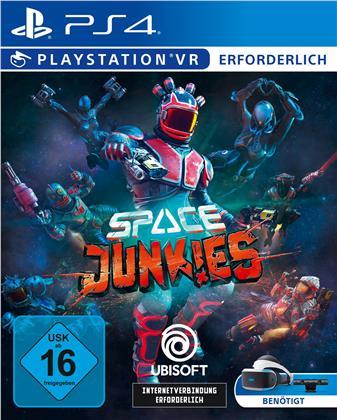 Space Junkies VR (German Edition)