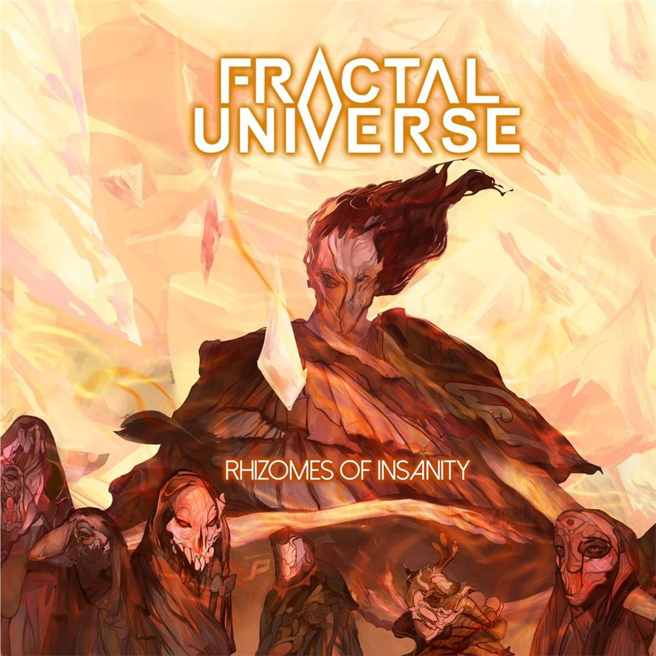 Fractal Universe - Rhizomes Of Insanity (LP)