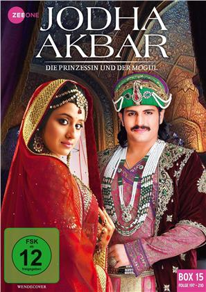 Jodha Akbar - Box 15 (3 DVDs)