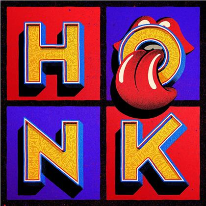 The Rolling Stones - Honk (Deluxe Edition, 3 CDs)