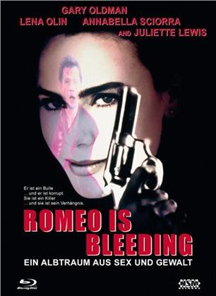 Romeo Is Bleeding (1993) (Cover A, Limited Edition, Mediabook, Blu-ray + DVD)