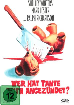 Wer hat Tante Ruth angezündet? (1971) (Cover B, Limited Edition, Mediabook, Blu-ray + DVD)