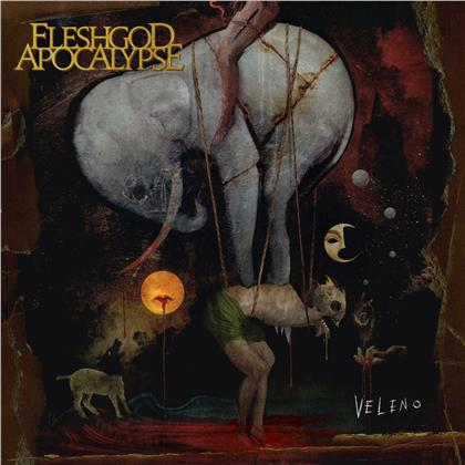 Fleshgod Apocalypse - Veleno (Digipack, Limited Edition, CD + Blu-ray)
