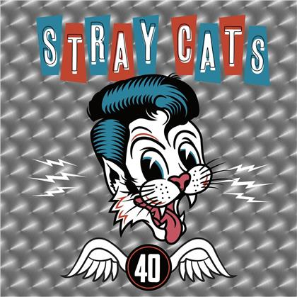 Stray Cats - 40 (Digipack)