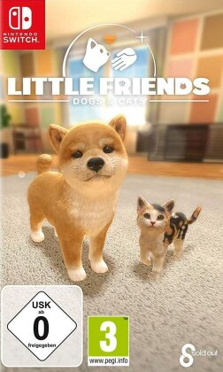 Little Friends - Dogs & Cats Switch