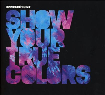 Brennan Heart - Show Your True Colors (2 CDs)