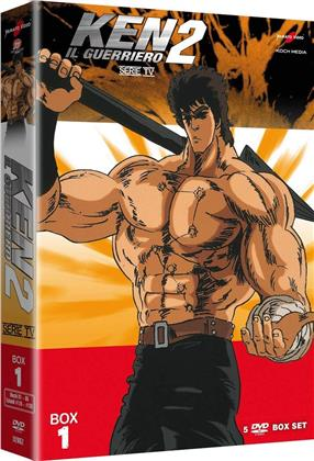 Ken il Guerriero - Serie 2 Box 1 (5 DVDs)