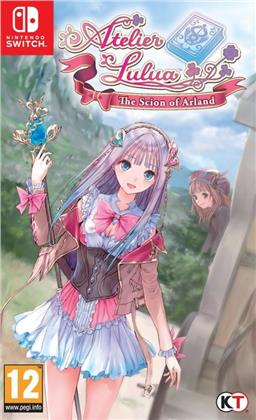 Atelier Lulua - The Scion of Arland