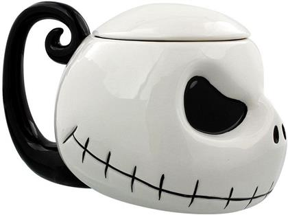 Nightmare Before Christmas - Jack - Moulded Mug with Lid