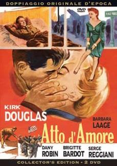 Atto d'amore (1953) (Doppiaggio Originale D'epoca, n/b, Collector's Edition, 2 DVD)