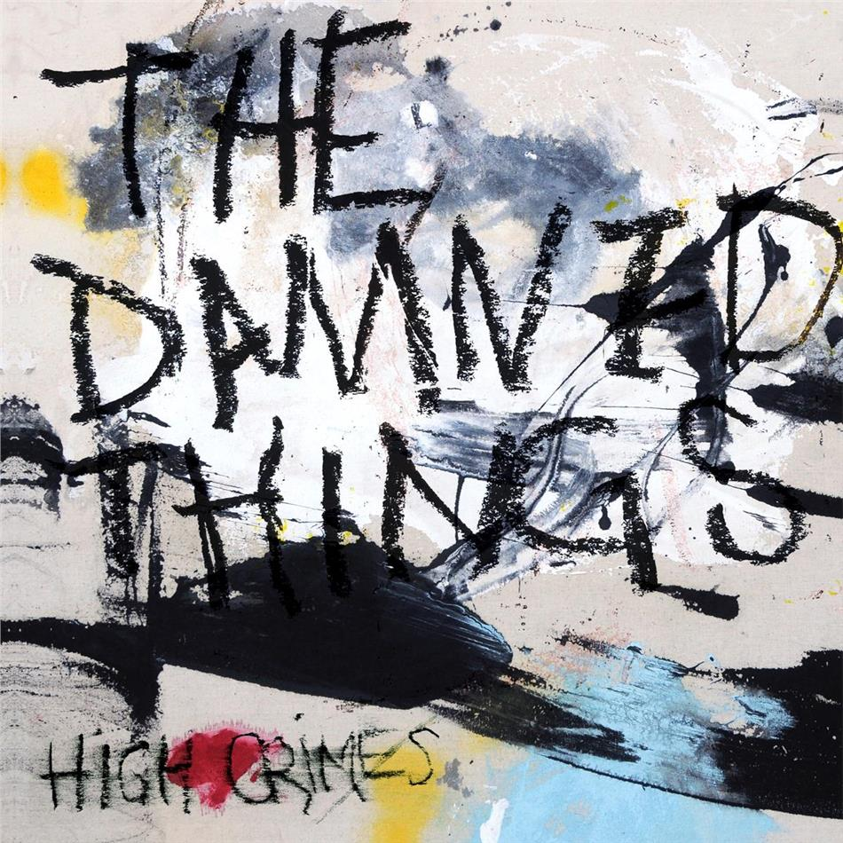 The Damned Things (Anthrax/Fall Out Boy) - High Crimes (Colored, LP)