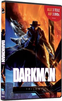 Darkman Trilogy (Limited Edition, 3 DVDs)