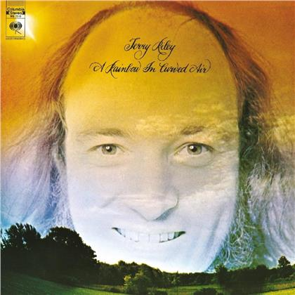 Terry Riley - A Rainbow In Curved Air (2019 Reissue, Music On Vinyl, Transparent Vinyl, LP)