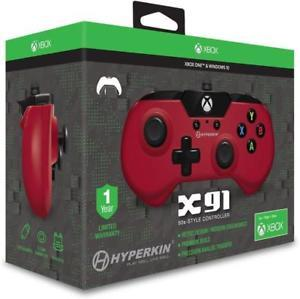 XBOX-One Controller Wired X91 rot