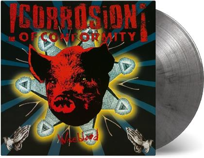 Corrosion Of Conformity - Wiseblood (Music On Vinyl, 2019 Reissue, 2 LPs)