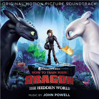 John Powell - How To Train Your Dragon 3 - OST (at the movies, 2 LPs)
