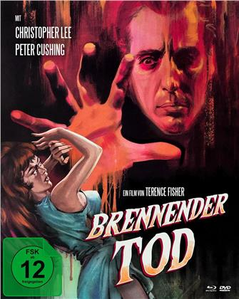 Brennender Tod (1967) (Cover A, Mediabook, Blu-ray + DVD)