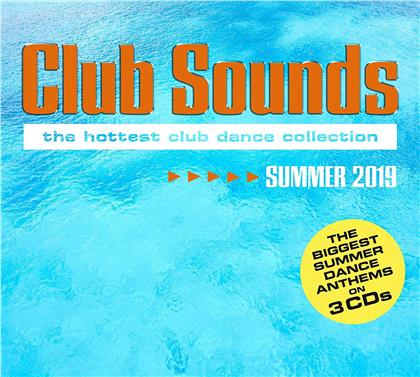 Club Sounds Summer 2019 (3 CDs)