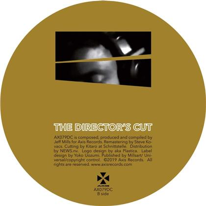 "Jeff Mills - Director's Cut - Chapter 2 (12"" Maxi)"
