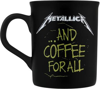 Metallica - …And Coffee For All