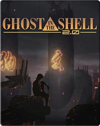 Ghost in the Shell 2.0 (2008) (FuturePak, Limited Edition)