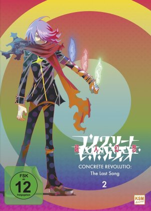 Concrete Revolutio - The Last Song - Staffel 2 - Vol. 2