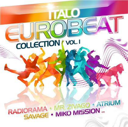 Zyx Eurobeat Collection Vol. 1 (2 CDs)