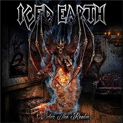 Iced Earth - Enter The Realm (Extended Edition, Limited Edition, Red Vinyl, LP)