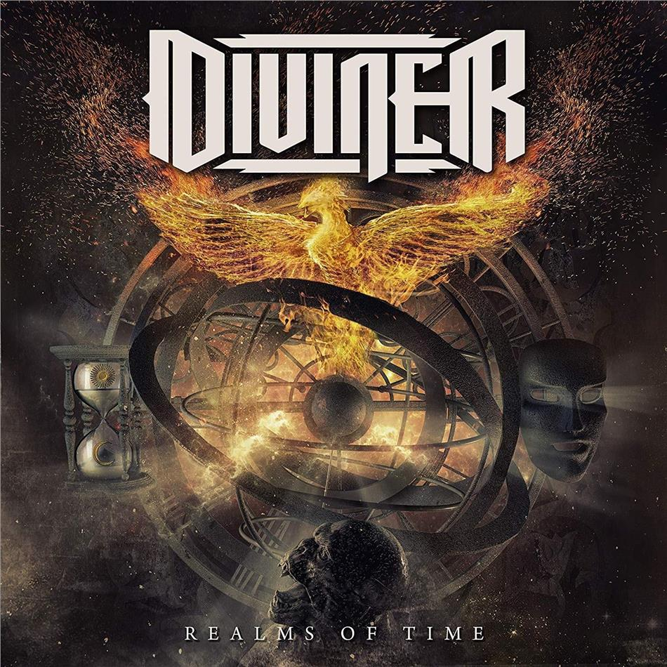 Diviner - Realms Of Time (LP)