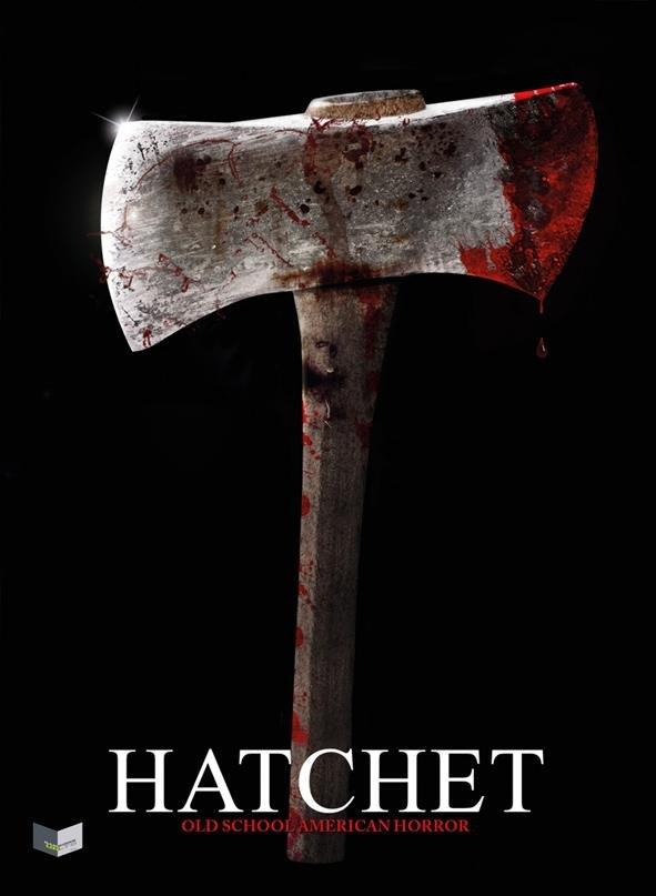 Hatchet (2006) (Cover B, Limited Collector's Edition, Mediabook, Uncut, Blu-ray + 2 DVDs)