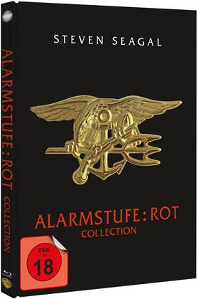 Alarmstufe: Rot - Collection (Cover B, Black Edition, Limited Edition, Mediabook, Uncut, 2 Blu-rays)