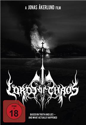 Lords of Chaos (2018) (Limited Edition, Blu-ray + DVD)