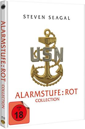 Alarmstufe: Rot - Collection (Cover A, White Edition, Limited Edition, Mediabook, Uncut, 2 Blu-rays)