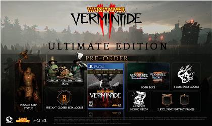 Warhammer: Vermintide 2 (Ultimate Edition)