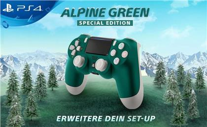 PS4 Dualshock Controller Alpine Green