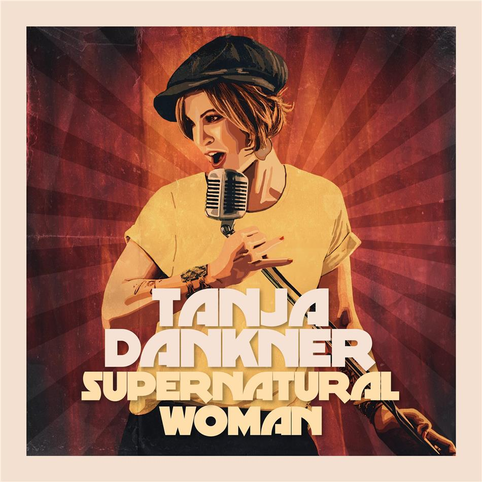 Tanja Dankner - Supernatural Woman
