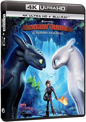 Dragon Trainer 3 - Il Mondo Nascosto (2018) (4K Ultra HD + Blu-ray)