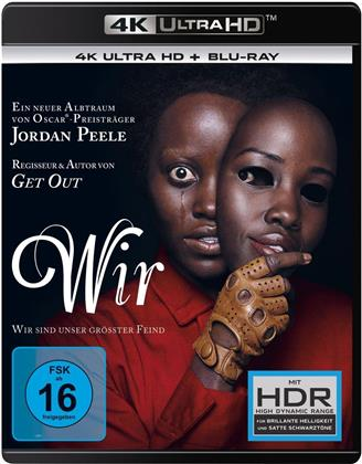 Wir (2019) (4K Ultra HD + Blu-ray)