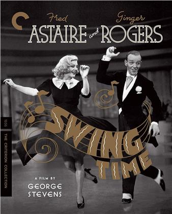 Swing Time (1936) (s/w, Criterion Collection)