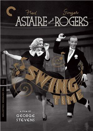 Swing Time (1936) (n/b, Criterion Collection)
