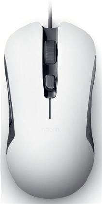 GM-110 Optical Gaming Mouse 2400 DPI - white