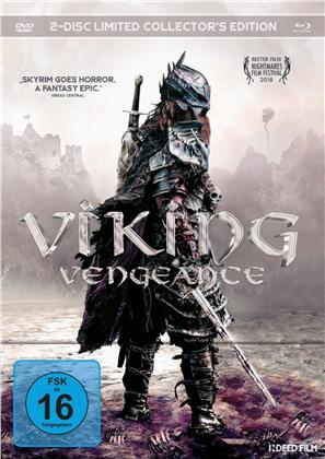 Viking Vengeance (2018) (Limited Collector's Edition, Mediabook, Blu-ray + DVD)