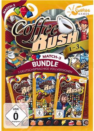 Coffee Rush 1-3