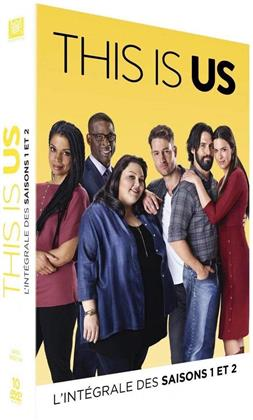 This is Us - Saison 1 & 2 (10 DVDs)
