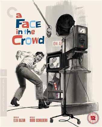 A Face In The Crowd (1957) (s/w, Criterion Collection)