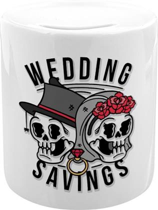 Wedding Savings Money Box
