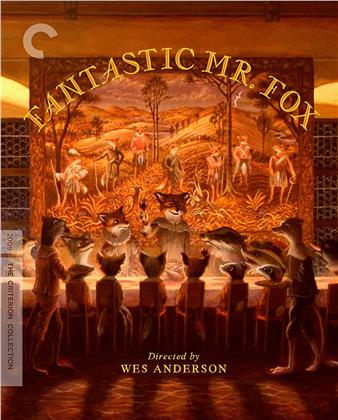 Fantastic Mr. Fox (2009) (Criterion Collection)