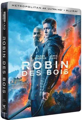 Robin des Bois (2018) (Limited Edition, Steelbook, 4K Ultra HD + Blu-ray)