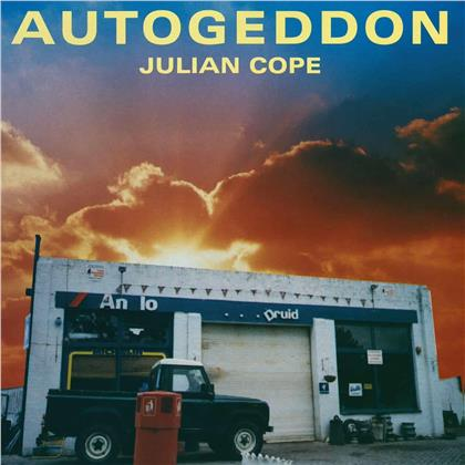 Julian Cope - Autogeddon (25th Anniversary Edition, Deluxe Edition, 3 LPs)