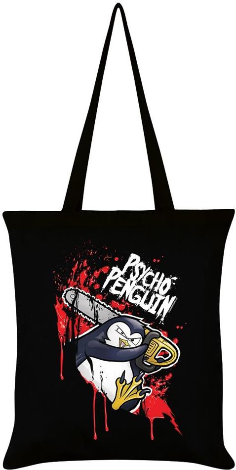 Psycho Penguin - Chainsaw